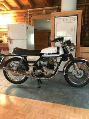 1974 Norton Commando 850  for sale craigslist photo