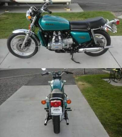 1975 Honda Gold Wing  for sale craigslist photo