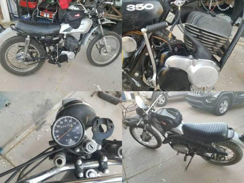 1975 Kawasaki Other Silver for sale
