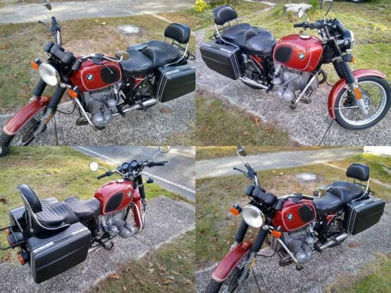 1976 BMW R-Series Brown for sale