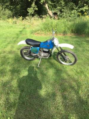 1976 Bultaco Pursang mx for sale craigslist