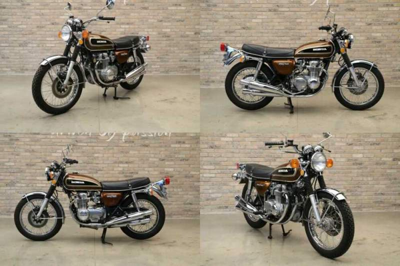 1976 Honda CB CB550K Four  for sale craigslist photo