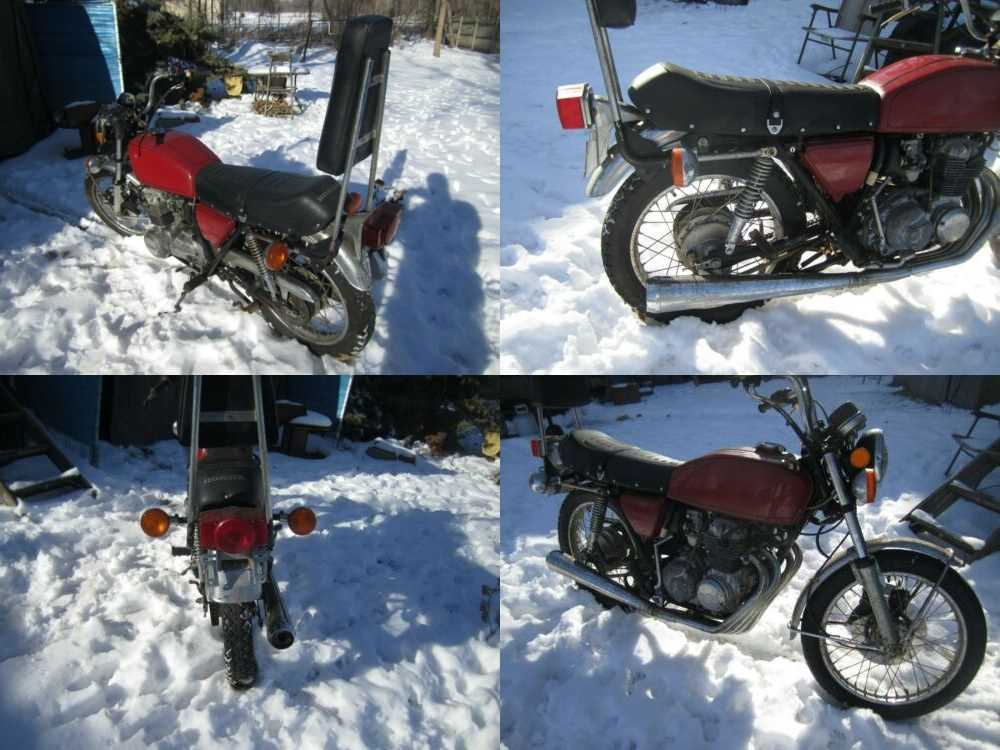 1976 Honda CB  for sale craigslist photo