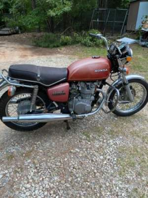 1976 Honda Cb500-t  for sale craigslist photo