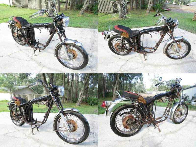 1976 Triumph Bonneville  for sale craigslist photo