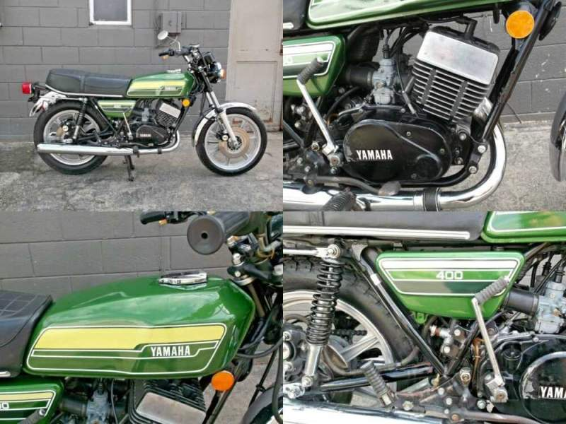 1976 Yamaha Other Green for sale
