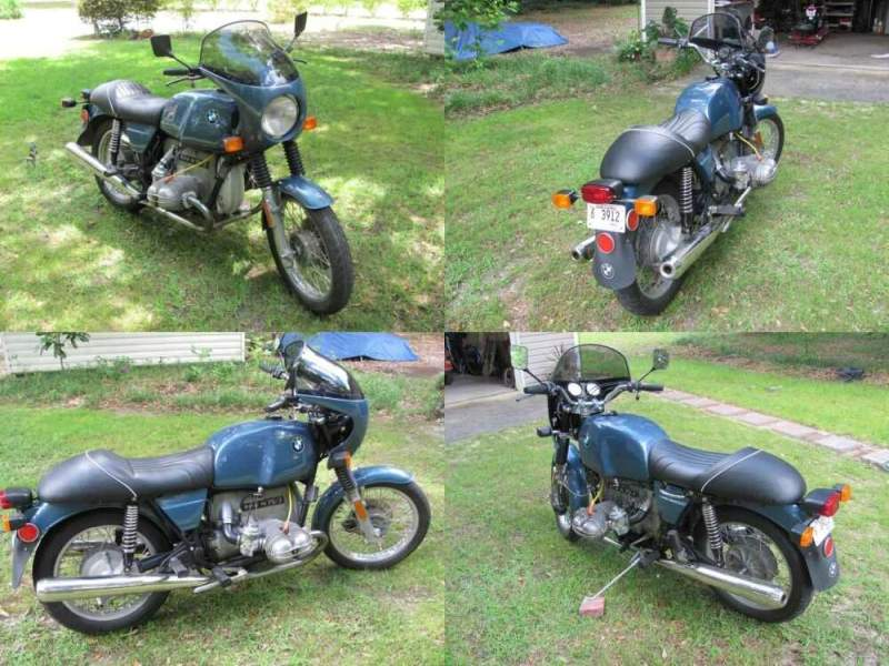 1977 BMW R-Series Blue for sale