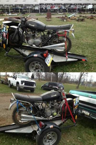 1977 Benelli Quatro  for sale craigslist photo