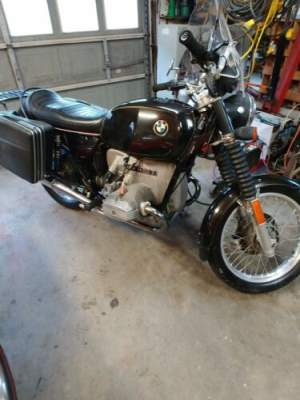 1978 BMW R-Series Black for sale craigslist