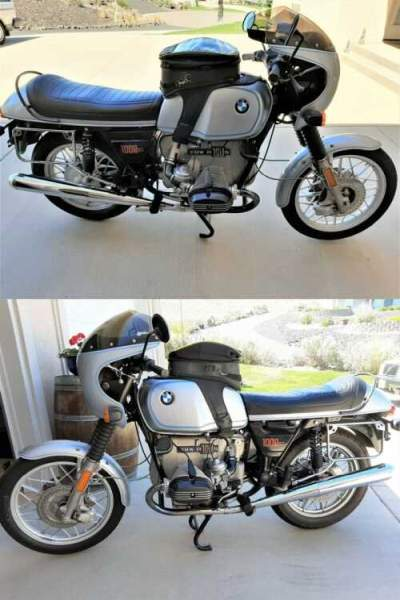 1978 BMW R-Series Grey for sale