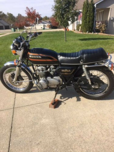 1978 Honda CB Black for sale craigslist photo