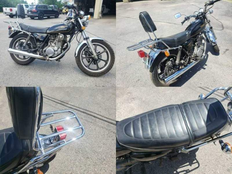 1978 Yamaha SR500  for sale craigslist photo