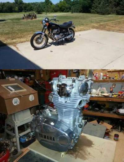 1978 Yamaha Xs650 special Black for sale craigslist