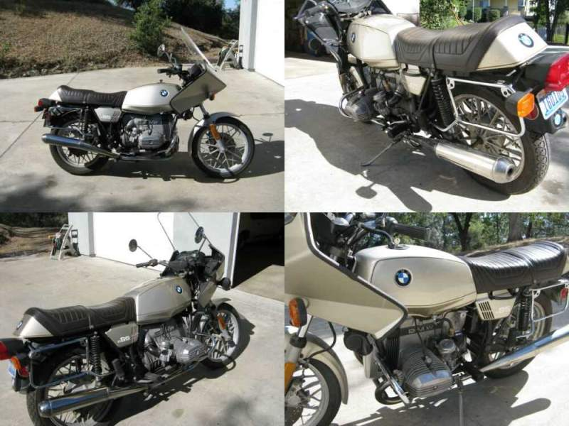 1979 BMW R-Series Gray for sale craigslist photo
