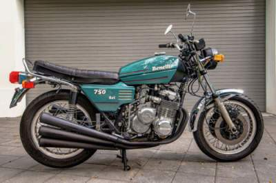 1979 Benelli Sei  for sale craigslist photo