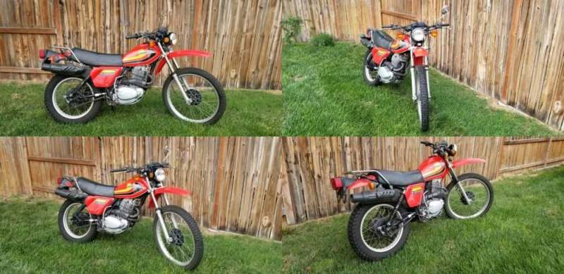 1979 Honda XL  for sale craigslist photo