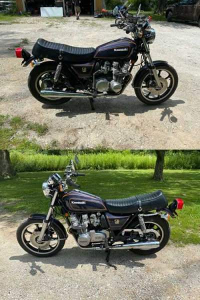 1979 Kawasaki Other for sale craigslist