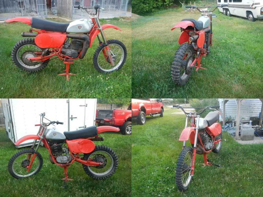 1979 Other Makes MC 440 Magnum Red for sale craigslist