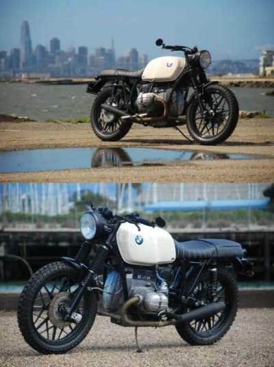 1980 BMW R-Series Black for sale
