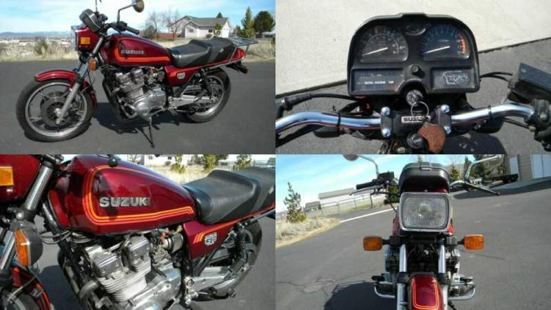 1980 Suzuki GS for sale craigslist   Used motorcycles for sale