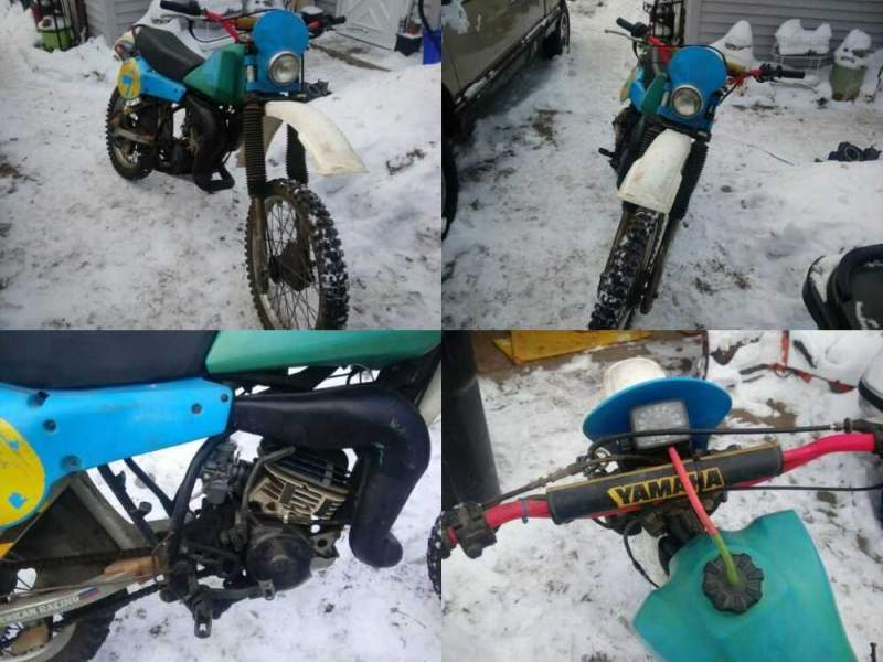 1980 Yamaha Other for sale craigslist