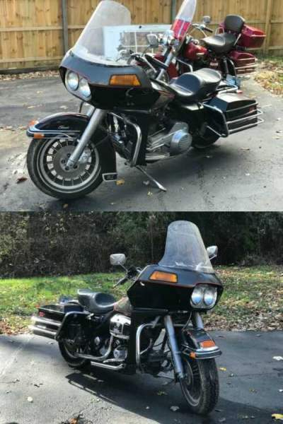 1981 Harley-Davidson Street for sale