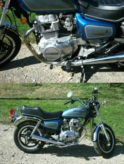 1981 Honda Other Blue for sale craigslist