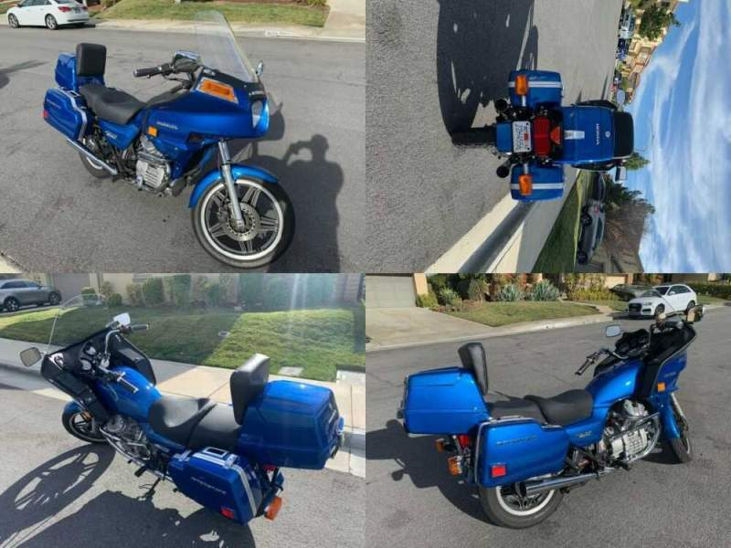 1982 Honda Other Blue for sale