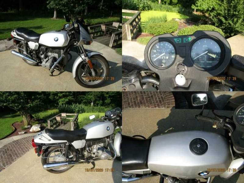 1983 BMW R-Series for sale craigslist