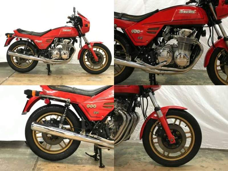 1983 Benelli 900 Sei  for sale craigslist photo