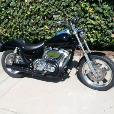 1984 Harley-Davidson FXR Black for sale