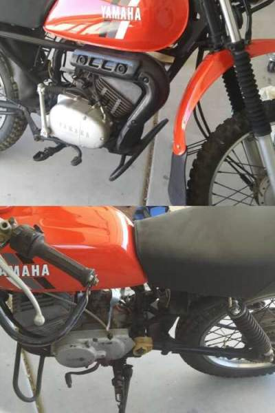 1984 Yamaha Other Red for sale craigslist