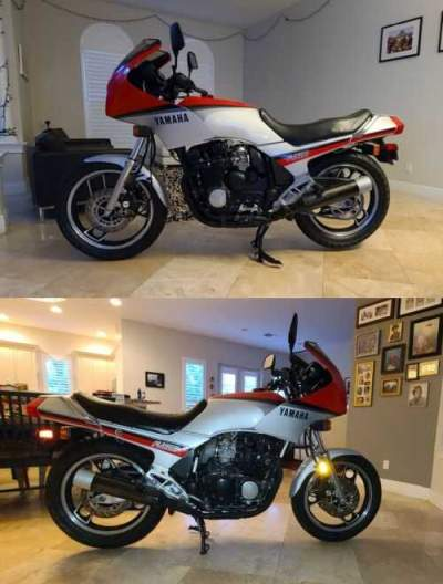 1984 Yamaha YAMAHA FJ600  for sale craigslist photo