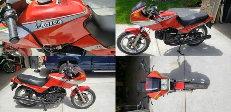 Ducati: Other Red for sale craigslist photo