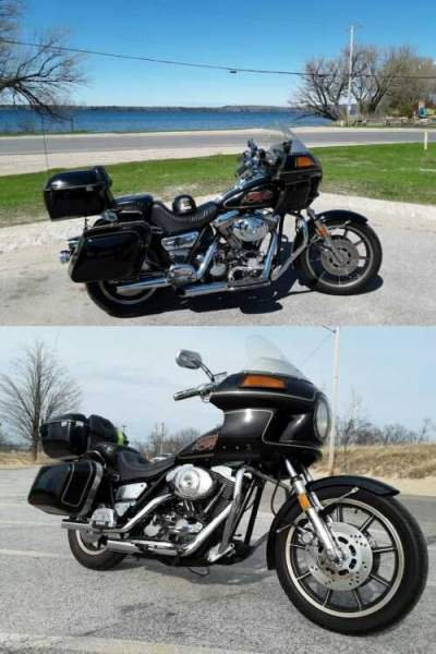 1985 Harley-Davidson FXR Black for sale craigslist