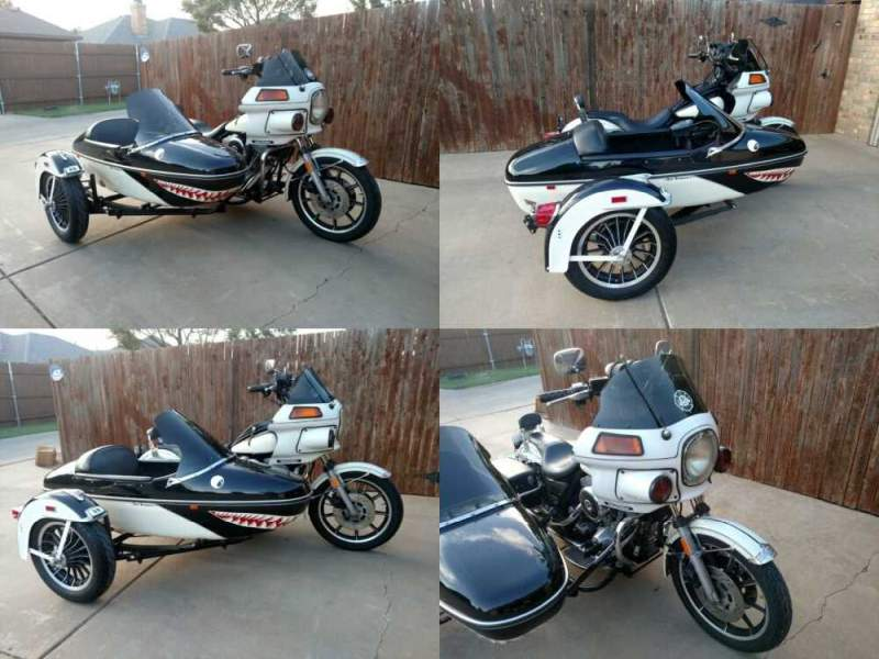 1985 Harley-Davidson FXR White for sale