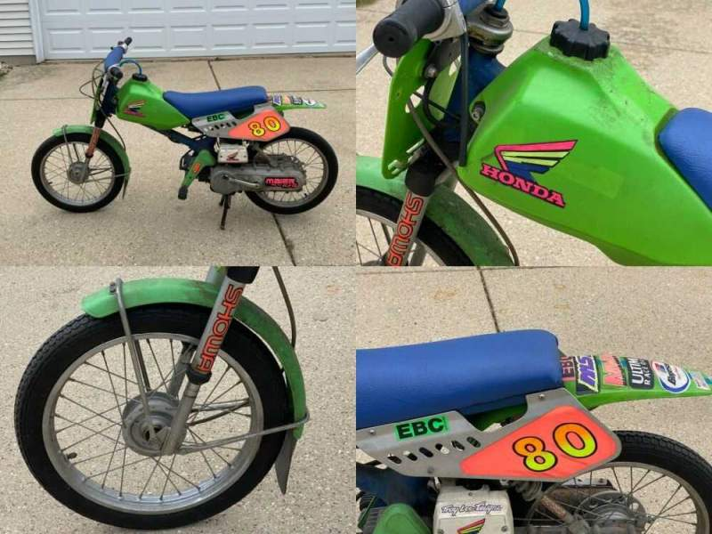 1985 Honda Other Green for sale craigslist photo