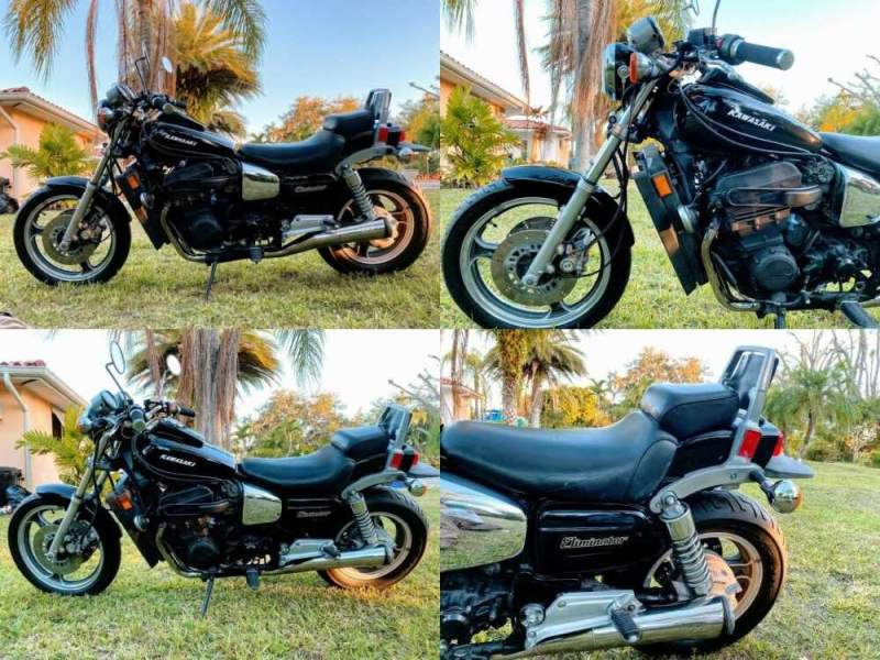 1985 Kawasaki ZL900 Black for sale craigslist