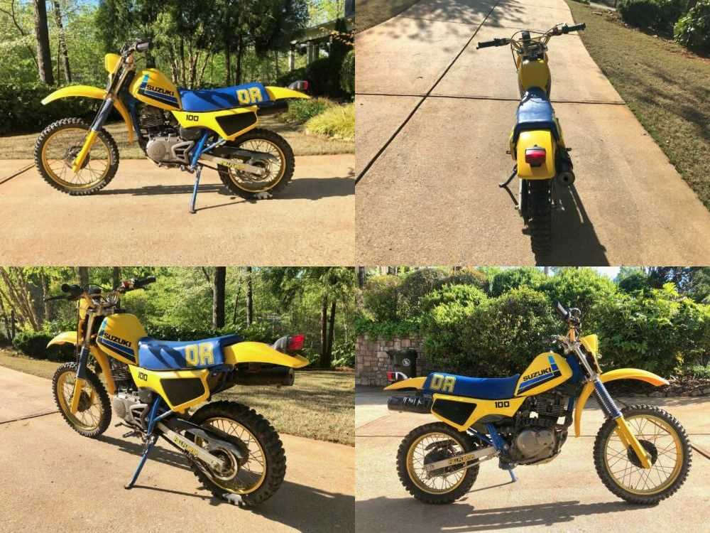 1985 Suzuki Other for sale craigslist