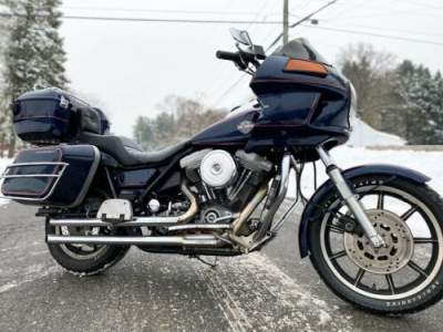 1986 Harley-Davidson FXR for sale craigslist