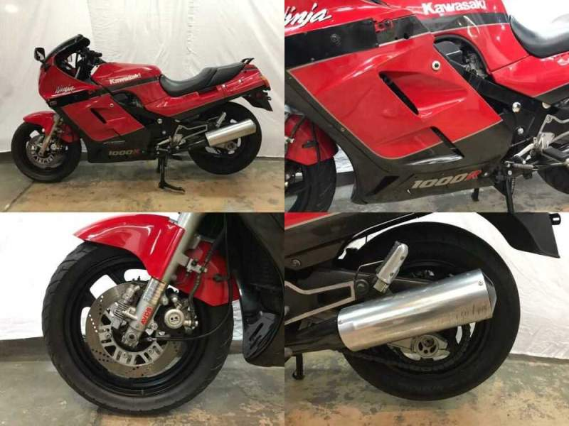 1986 Kawasaki Ninja  for sale craigslist photo