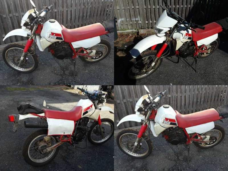 1986 Yamaha Other Red for sale craigslist photo