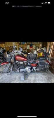 1987 Harley-Davidson FXR Red for sale craigslist