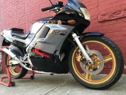 1987 Honda CBR Black for sale craigslist photo