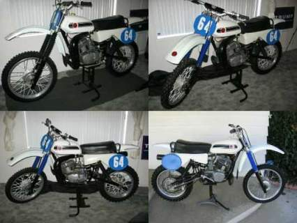 1987 Other Makes Jawa CZ 400 White for sale craigslist