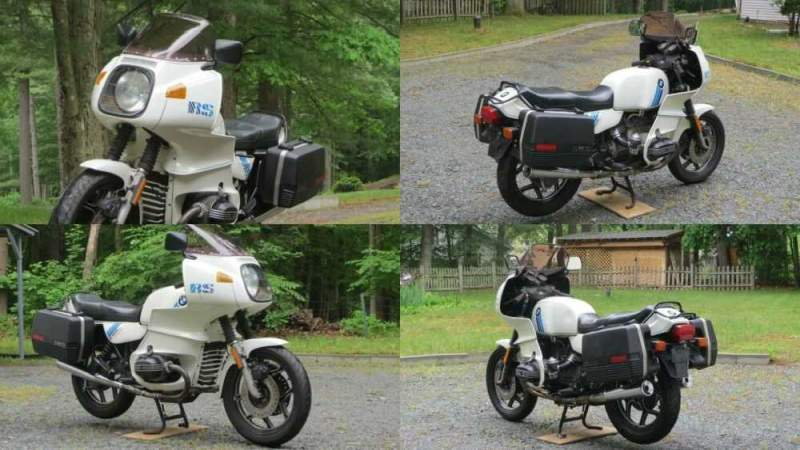 1988 BMW R-Series White for sale