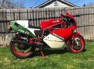 1988 Ducati Superbike Red/White/Green for sale craigslist