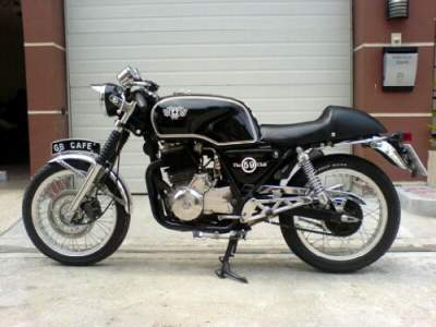 1988 Honda GB500/GB400  for sale craigslist photo