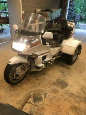 1988 Honda Gold Wing White for sale