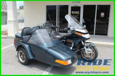 1989 Honda Gold Wing Audio / Comfort Green for sale